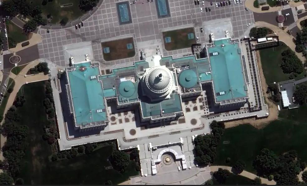 U.S Capitol, Washington, D.C. 2020