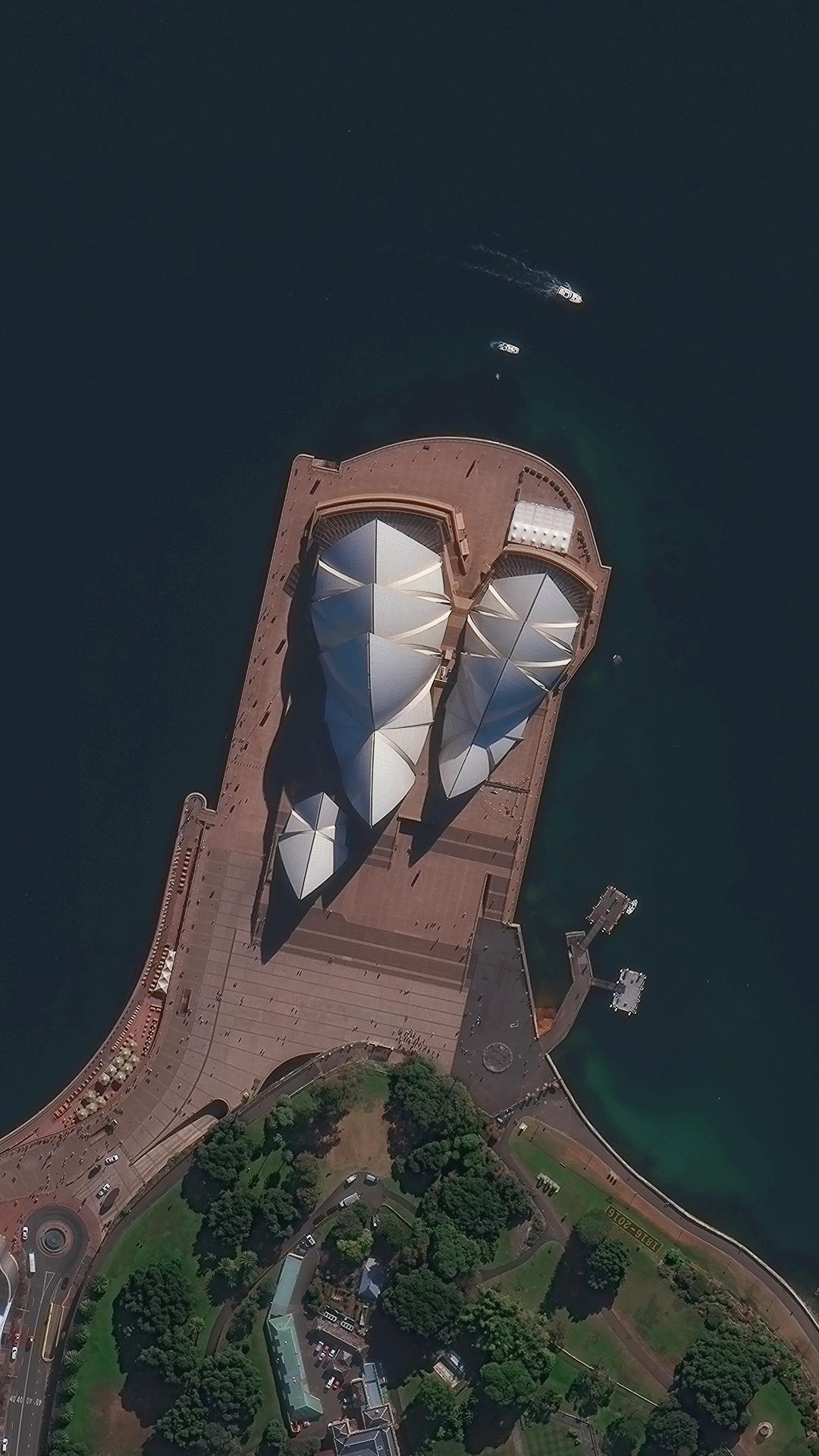 Sydney Opera House, AUS