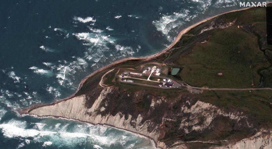 WorldView 3 – Mahia Rocket Lab launch site New Zealand 2020