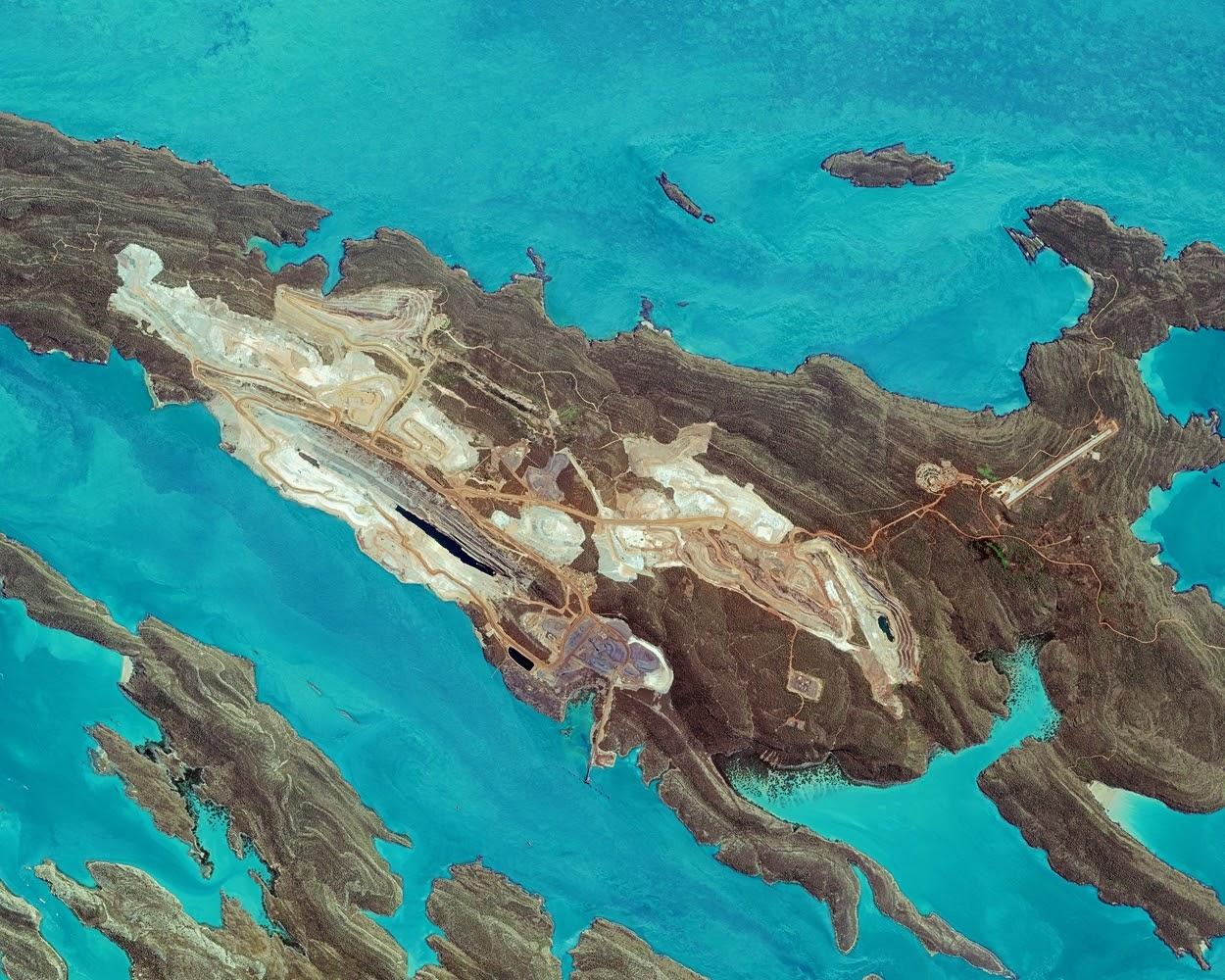 Koolan Island Mine- Western Australia