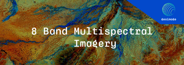 8 band multispectral flyer